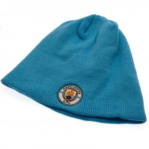 8cfd0ffb26f Manchester City Knitted Hat SK